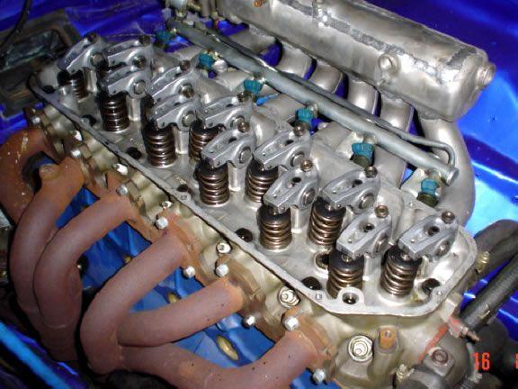 Abddca C C F C F C Inline Plants on Ford Flathead 6 Cylinder Parts