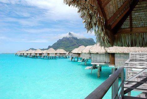 Dreaming of Tahiti next March!