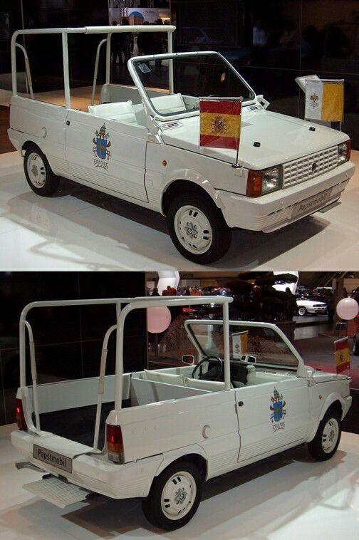 Seat Panda JP II España -1982