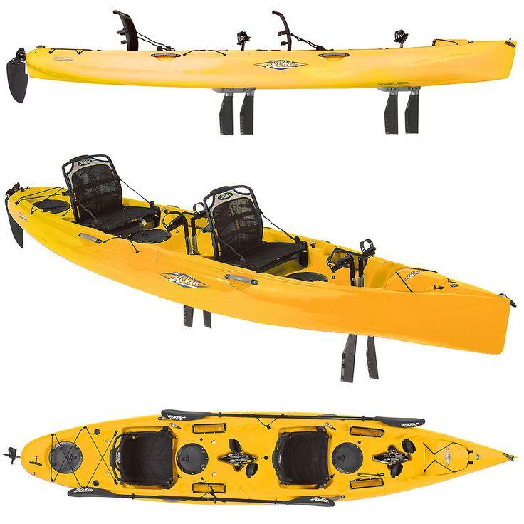 Hobie Kayaks Oasis at The Hobie Oasis