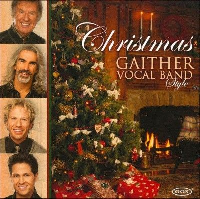 Gaither Vocal Band - Christmas Gaither Vocal Band Style (CD)