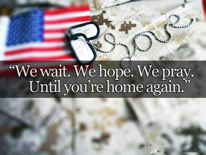 """We wait. We hope. We pray. Until you're home again."" -Oprah Winfrey, 2013 Jeep, Ram Super Bowl Ad"