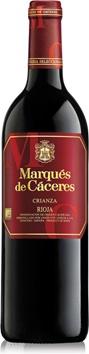 Rioja Crianza 2008 Marqués de Cáceres  http://www.gottardi.at/wein/Rioja-Crianza-2008-Marques-de-Caceres.html?listtype=search=rioja%20crianza