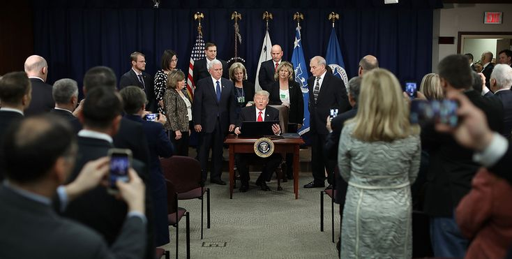 What President Trump's Executive Order on Immigration and Refugees Does and Does Not Do