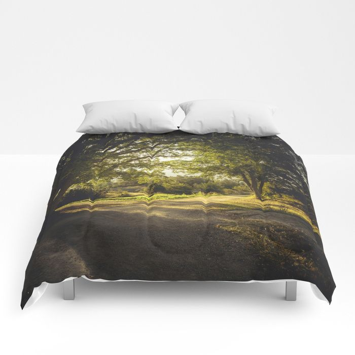On the road again Comforters by HappyMelvin | Society6