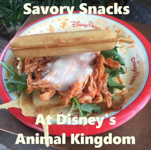 Disney World Tips & Secrets -  Savory Snack Credits at Animal Kingdom - Click this pin for this great information from the TouringPlans blog. Learn how you can get a free TouringPlans subscription from http://www.buildabettermousetrip.com/free-touring-plans