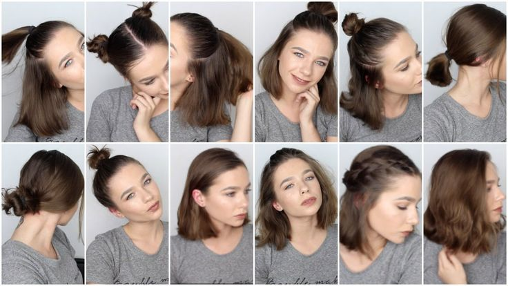 Hairstyles For Brief Hair For Work