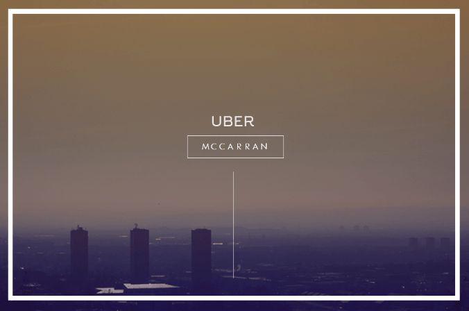 Las Vegas Airport Uber