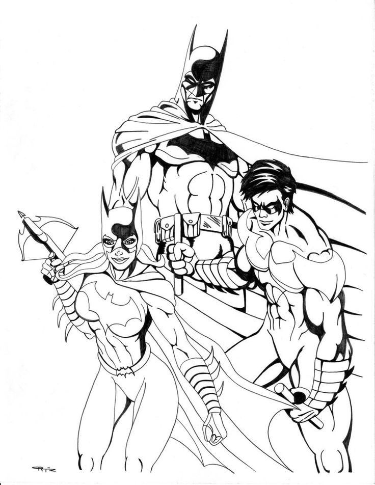 13 best Comic Book Colouring Sheets images on Pinterest | Coloring ...