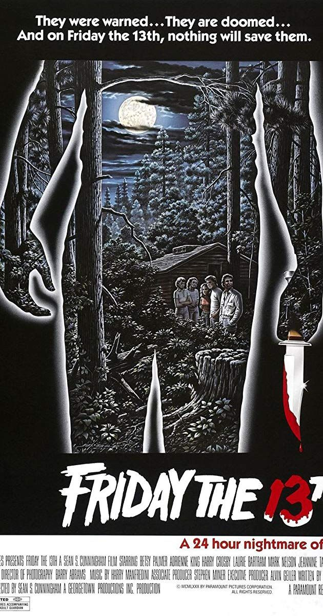Directed By Sean S Cunningham With Betsy Palmer Adrienne King Jeannine Taylor Robbi Morgan A Group Of Camp Co In 2020 Friday The 13th Adrienne King Robbi Morgan