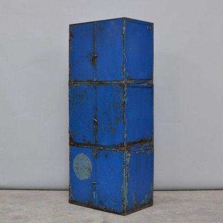 fabriekskast 1657   Wereldspul