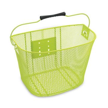 Electra Quick-Release Steel Mesh Basket - The Bike Lane: Ride Globally, Shop Locally