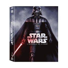 Star Wars - La Saga - Blu-Ray de Georges Lucas #BluRay