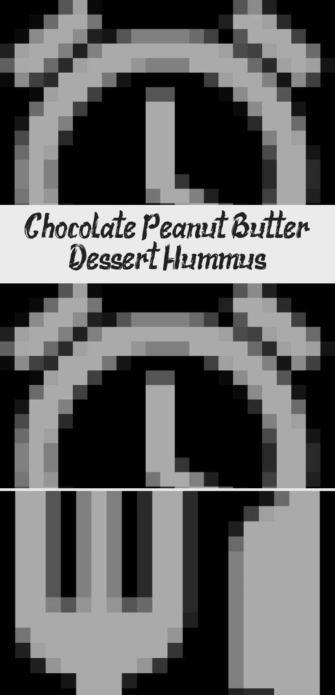 Chocolate Peanut Butter Dessert Hummus Pinokyo Desserthummus Enjoy A Healthier Treat With This Vegan Gluten Free Cho In 2020 Instant Pot Pork Recipes Chickpea Soup