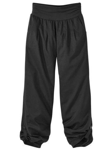 Volné kalhoty z bavněného voálu #ModinoCZ #forfreetime #comfortable #stylish #fashion #trendy #clothing #obleceni #moda #volnycas #stylove
