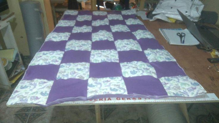 Acolchado patchwork