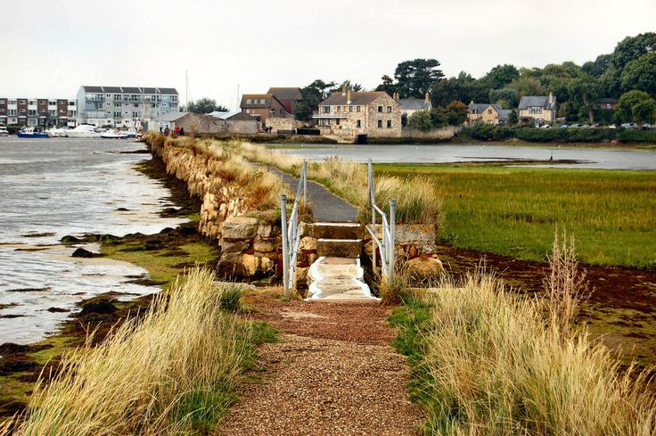 A walk along Bembridge Harbour is always delightful. | 34 Photos That Prove The Isle Of Wight Is The Most Wonderful Place On Earth