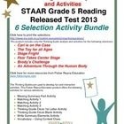 These classroom tested products include the complete analysis, color-coded summary, and activities for the Grade 5, STAAR released test selections:...