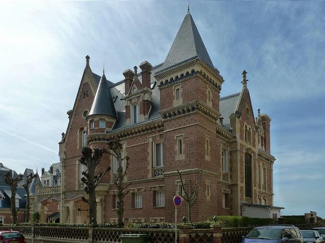 Chateau de Trouville - Basse-Normandie