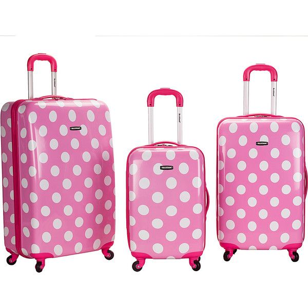 36 best Luggage images on Pinterest | Luggage sets, 3 piece and ...