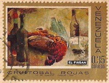 Venezuela Stamp Collection | Venezuela - Stamp 1969 - Cristobal Rojas 0.35 | Flickr - Photo Sharing ..