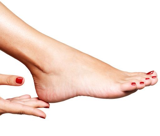 Here's how to avoid getting sweaty feet: Nobody's got time for overly moist feet any time of year. By Catriona Harvey-Jenner