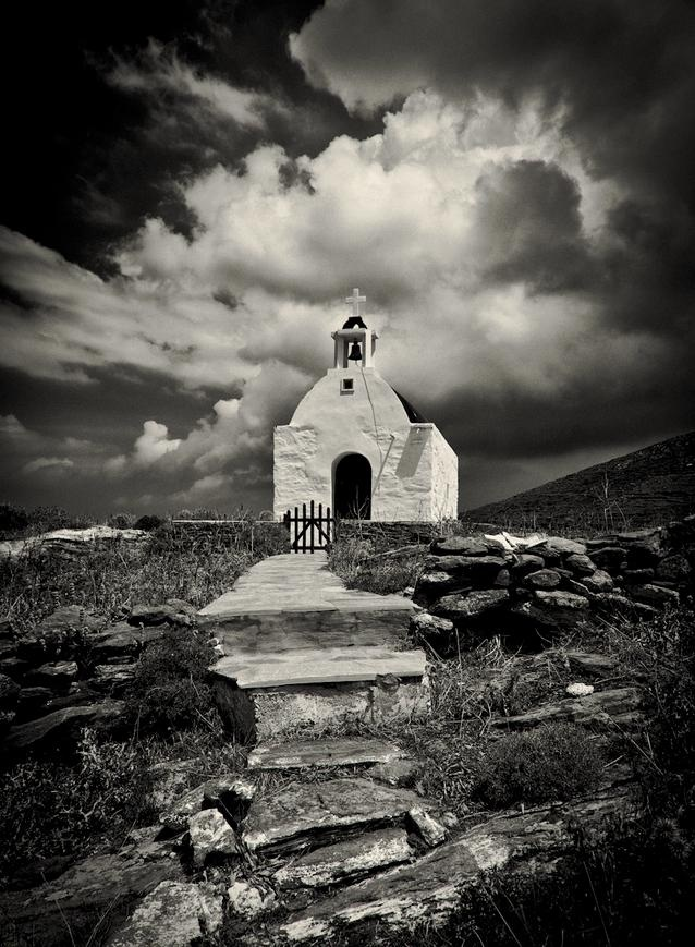 ~ Greek Chapel ......so atmospheric ~