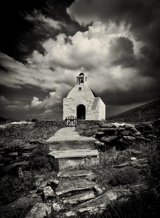 ~ Greek Chapel ......so atmospheric ~