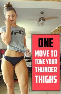 Shrink your thunder thighs once and for all!                              …