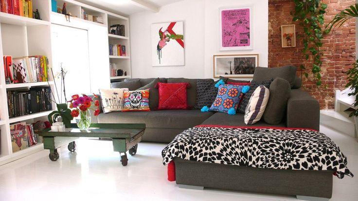 Neeza & Pierre's Wildly Unique Amsterdam Abode — House Tour | Apartment Therapy