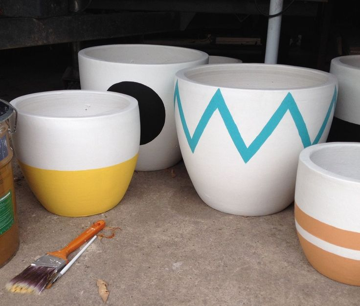 Work in progress. Didjun pots. Available only from Velvet Ark, Horsham, Victoria