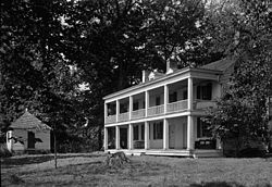 Mount Adams - historic home - Bel Air, Maryland