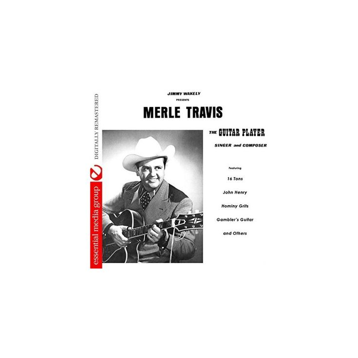 Merle Travis - Guitar Player Singer & Composer (CD)