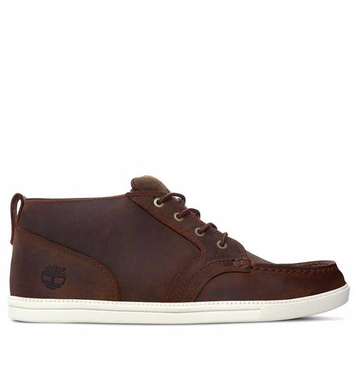 Réf : A19OC Ce modèle de chaussures décontractées est un de nos best-sellers depuis plusieurs saisons, le voici dans une nouvelle teinte de cuir marron, idéale pour l'automne. Les Timberland Fulk Moc Toe Chukka sont en effet des baskets en cuir faciles à porter en toute saison (sauf lorsqu'il fait vraiment froid), avec un jean ou un pantalon chino, et assurent tout le confort nécessaire à un quotidien décontracté en ville.