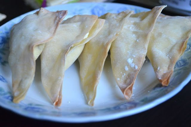 Skinny Jalapeno-Cream Cheese Wontons by For the Love of Dessert: