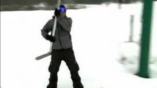 How to snowboard expertvillage - YouTube