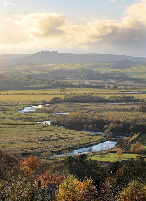 The River Coquet, near Thropton, Northumberland