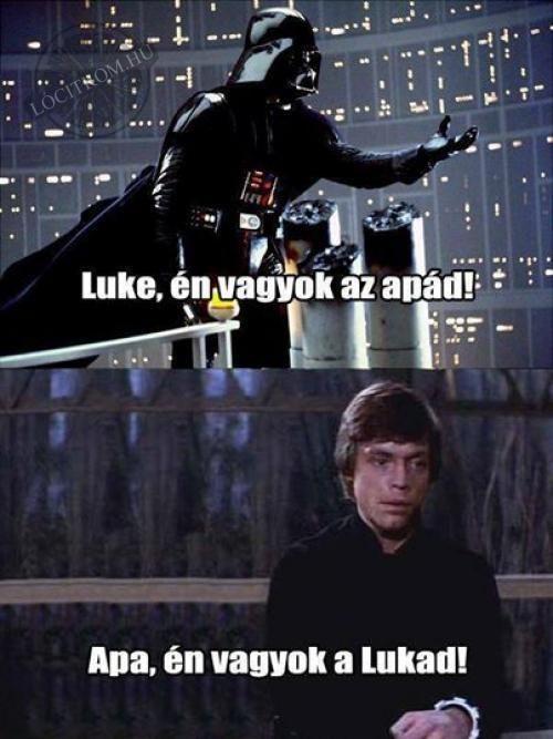 Star Wars mém