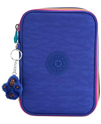 Wonder if the outlet has this; it's way prettier than the MEAD I just bought: Kipling Handbag, 100 Pens Pen Case - Handbags Accessories - Macy's