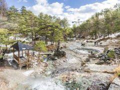 草津温泉に滞在するならぜひ西の河原公園に立ち寄ってみてくださいね 西の河原公園は親水公園として整備されているから立ち上る湯けむりの中を散策すると気持ちいいですよ( 露天風呂や穴守稲荷神社など見どころも満載 温泉に入って 西の河原公園を散策して温泉地の風情を楽しんでみてはいかがでしょうか tags[群馬県]