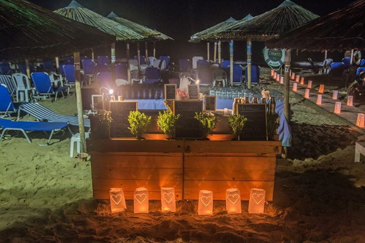 Wedding Party | Beach Party | Cocktails | Bar Catering