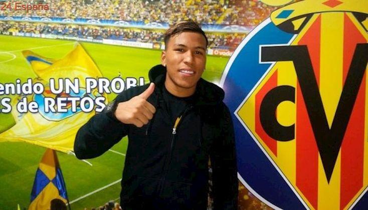 El Villarreal suple a Bakambu con el colombiano Roger Martínez, de la liga china