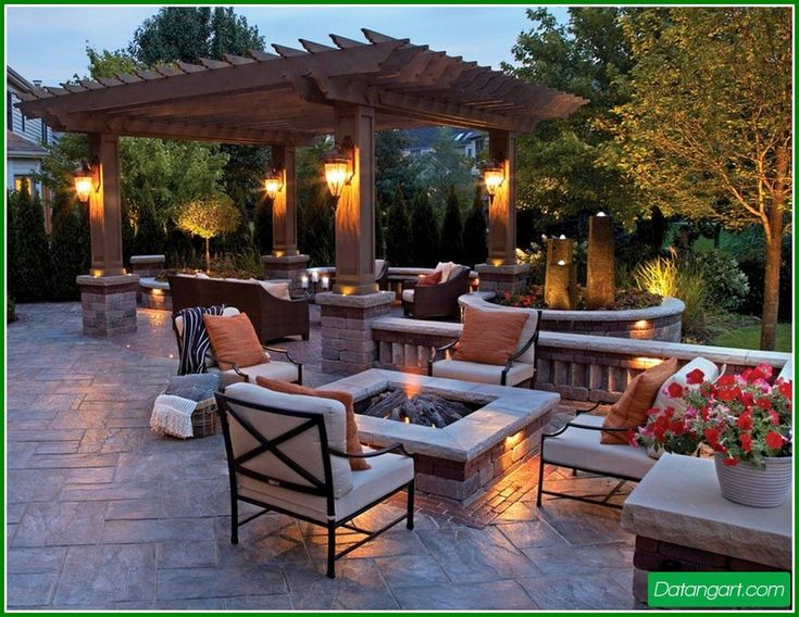 Best Ideas About Pergola Lighting On Pinterest Pergola Patio Deck With  Pergola And Outdoor Patio Lighting - Lights For Pergola - Life Improvement Website