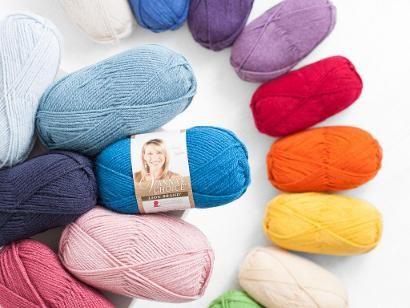 Lion Brand Vanna's Choice Yarn