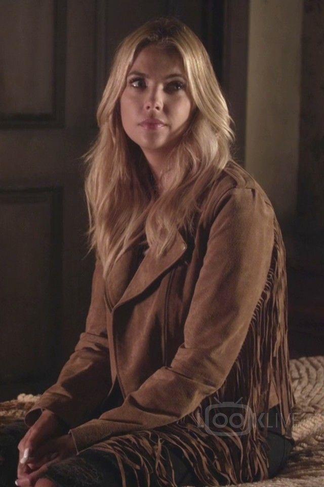 Ashley Benson Hanna Marin Pretty Little Liars S06E20 Hush Hush Sweet Liars