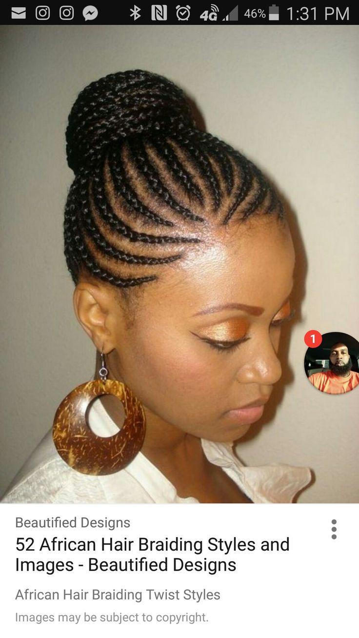 best Hair ideas images on Pinterest  African braids Hair dos