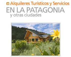 Alquileres Turisticos en La Patagonia