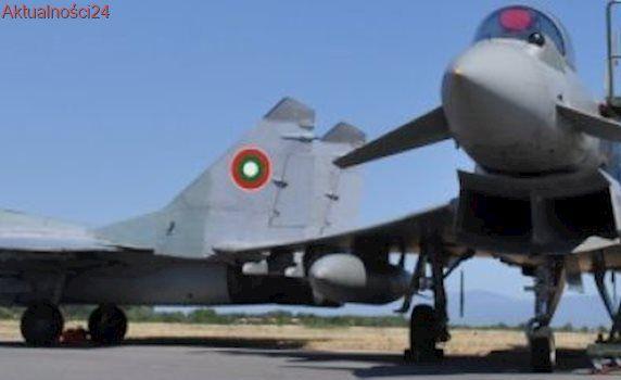 Włoskie myśliwce w misji nad Bułgarią