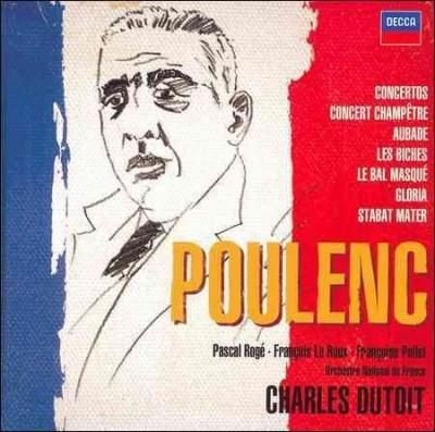 Charles Dutoit - Poulenc: Orchestral & Choral Works