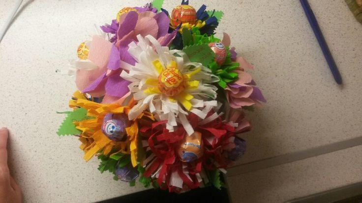 Bouquet di lecca lecca